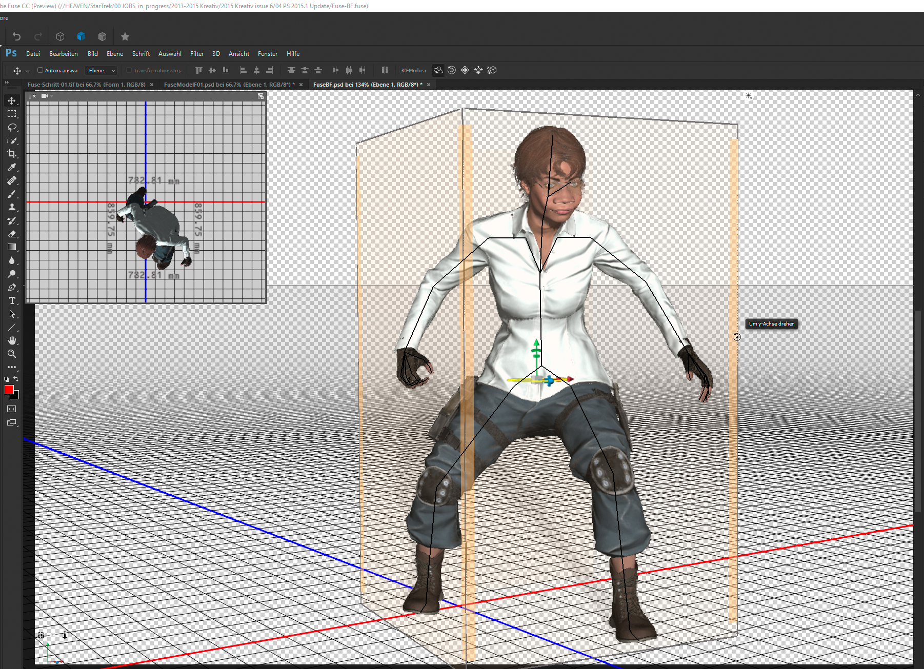 Adobe Fuse: How to Get Started in 3D Character Animation for Free