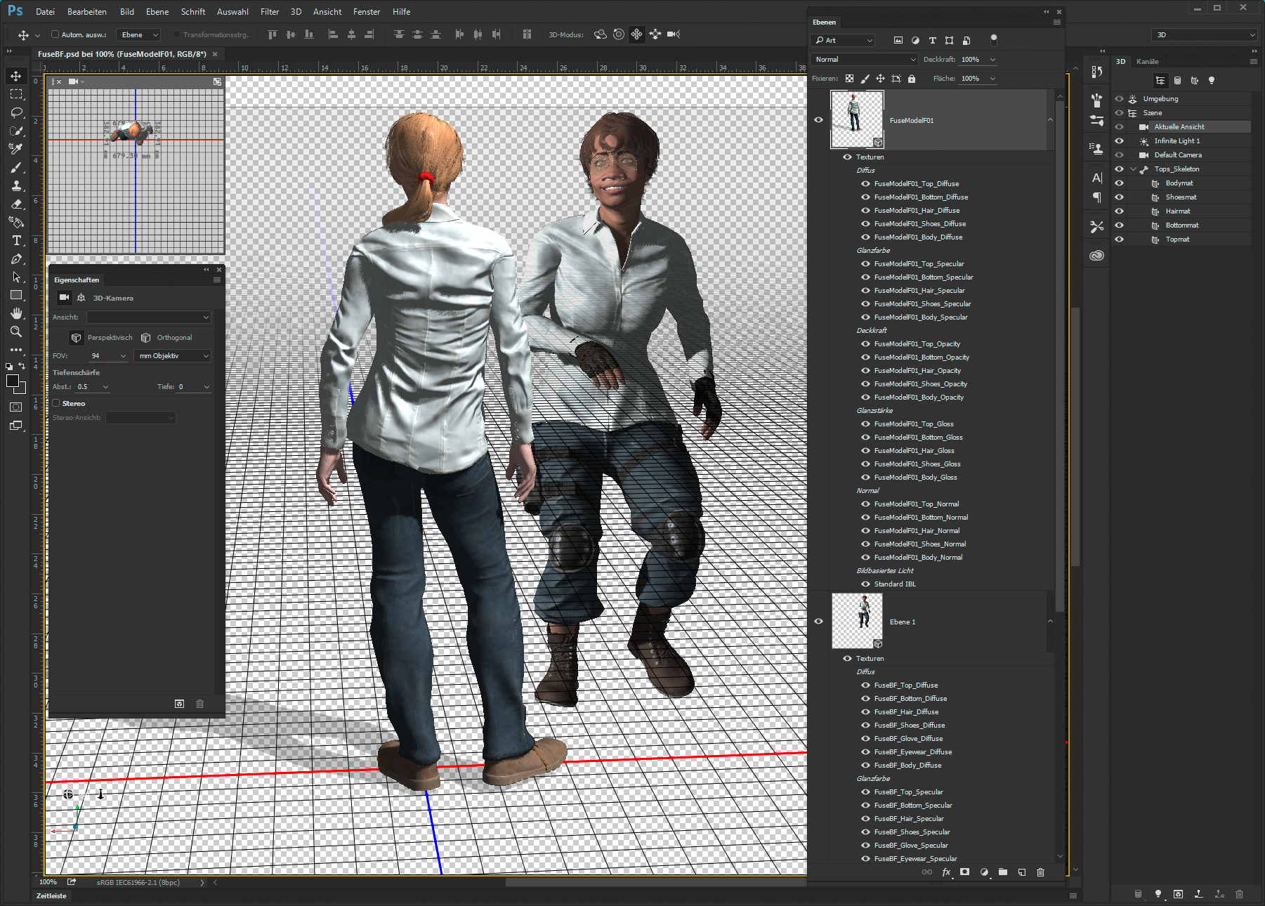 Adobe Fuse: How to Get Started in 3D Character Animation for