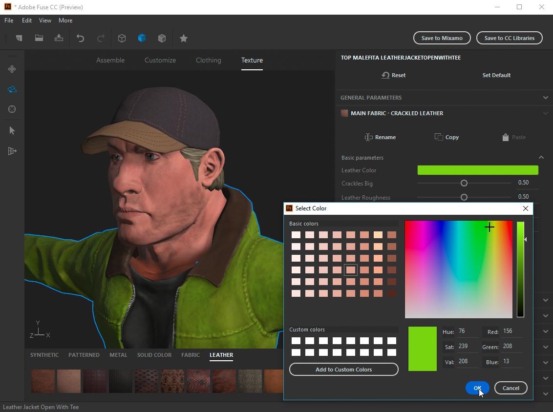 Adobe fuse cc crack Download Newest Version