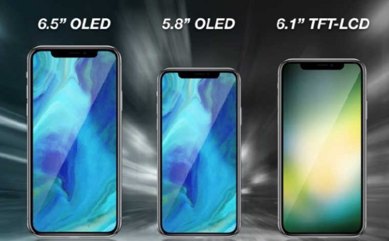 The iPhone XS +++ An Insider Report +++ new 5.8-inch and 6.5-inch OLED iPhones +++ Codename D32 & D33